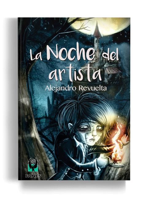 La noche del artista - Editorial Fanes