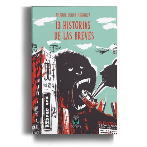 13 historias de las breves-Editorial Fanes